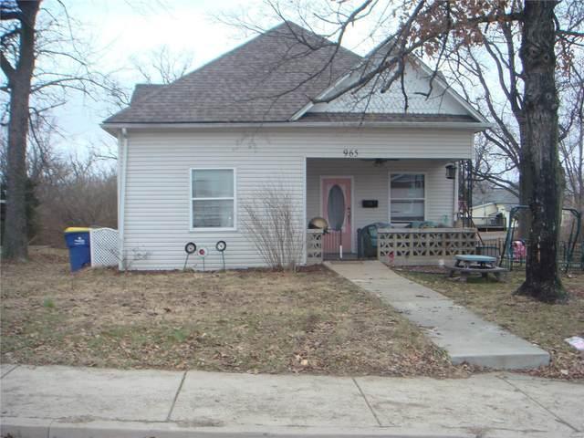 965 S Main, Saint Clair, MO 63077 (#21011861) :: Clarity Street Realty
