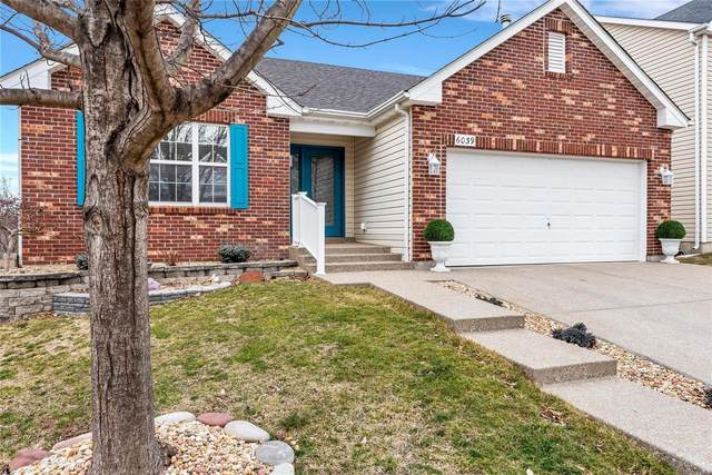 6039 Southcrest Way, St Louis, MO 63129 (#21011893) :: Reconnect Real Estate