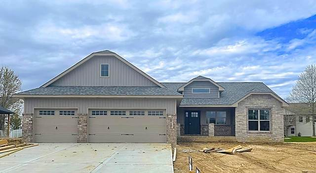 120 Timber Terr, Troy, IL 62294 (#21011908) :: Clarity Street Realty
