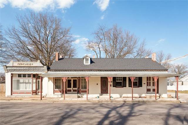 301 W Laurel Street, Millstadt, IL 62260 (#21012005) :: Jeremy Schneider Real Estate