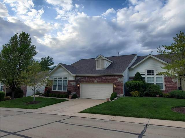 1541 Dietrich Place Court, Ballwin, MO 63021 (#21012053) :: St. Louis Finest Homes Realty Group