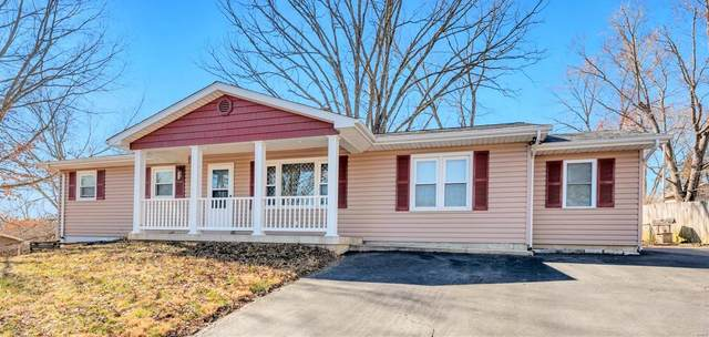 3849 Ronnie Lane, Pacific, MO 63069 (#21012055) :: The Becky O'Neill Power Home Selling Team