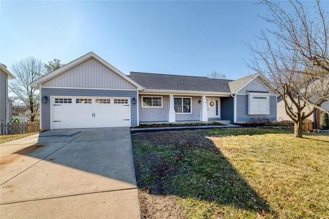 1285 Stephenridge Drive, Saint Charles, MO 63304 (#21012135) :: Matt Smith Real Estate Group