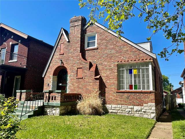 5625 Finkman Street, St Louis, MO 63109 (#21012273) :: Parson Realty Group