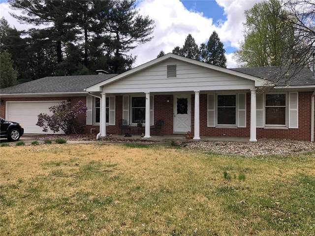 1020 Saint Louis, Edwardsville, IL 62025 (#21012287) :: Parson Realty Group