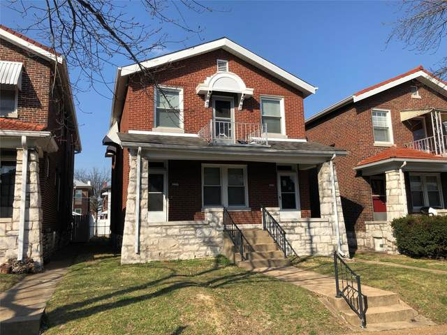 5065 Lindenwood Avenue, St Louis, MO 63109 (#21012344) :: RE/MAX Professional Realty