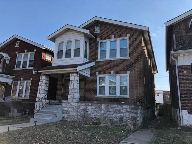 5066 Lindenwood Avenue, St Louis, MO 63109 (#21012350) :: RE/MAX Professional Realty