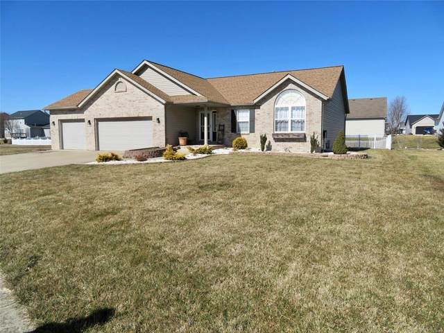 15 Crooked Stick Drive, Highland, IL 62249 (#21012427) :: Fusion Realty, LLC