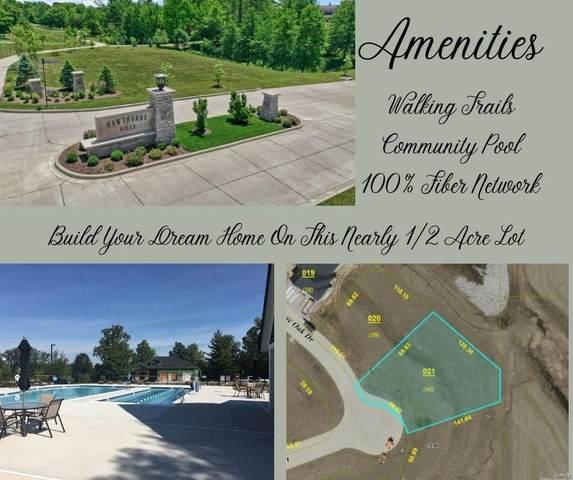 3300 Gray Oak Drive, Edwardsville, IL 62025 (#21012793) :: Fusion Realty, LLC