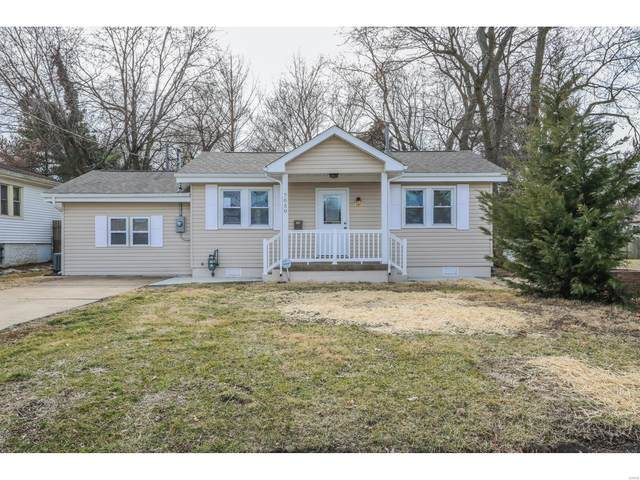 7030 Canterbury Avenue, St Louis, MO 63143 (#21012990) :: The Becky O'Neill Power Home Selling Team