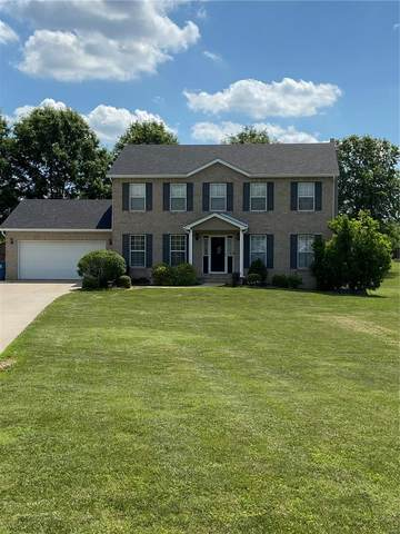 160 N Meadow Ridge Drive, Edwardsville, IL 62025 (#21013134) :: St. Louis Finest Homes Realty Group
