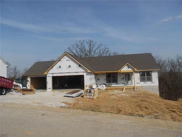 114 Rainbow Lake Drive, Villa Ridge, MO 63089 (#21013755) :: RE/MAX Vision