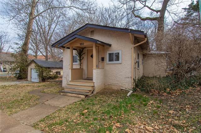 150 Selma Avenue, St Louis, MO 63119 (#21014095) :: Clarity Street Realty