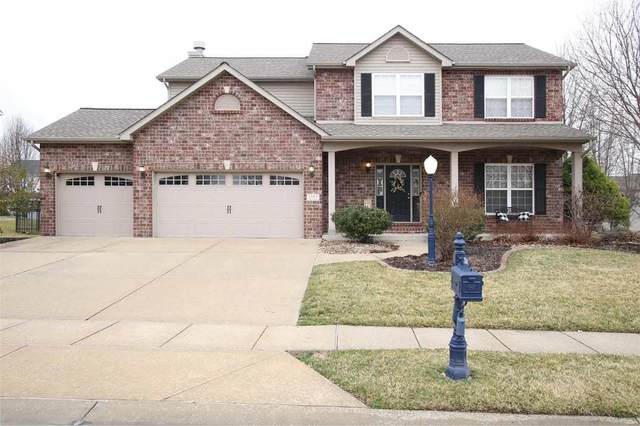 3344 Piazza Lane, Edwardsville, IL 62025 (#21014266) :: Tarrant & Harman Real Estate and Auction Co.
