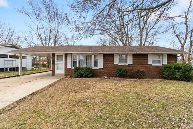 1305 Perkins Street, Scott City, MO 63780 (#21014357) :: Clarity Street Realty