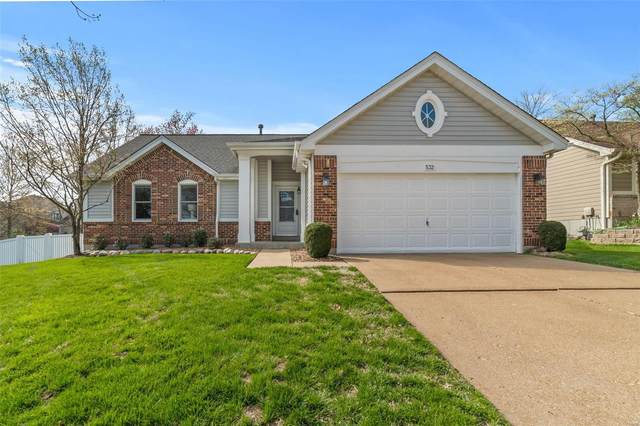 532 Audubon Place Court, Manchester, MO 63021 (#21014591) :: The Becky O'Neill Power Home Selling Team