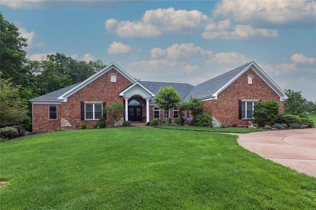 660 Willow Lake Court, Weldon Spring, MO 63304 (#21014926) :: Parson Realty Group