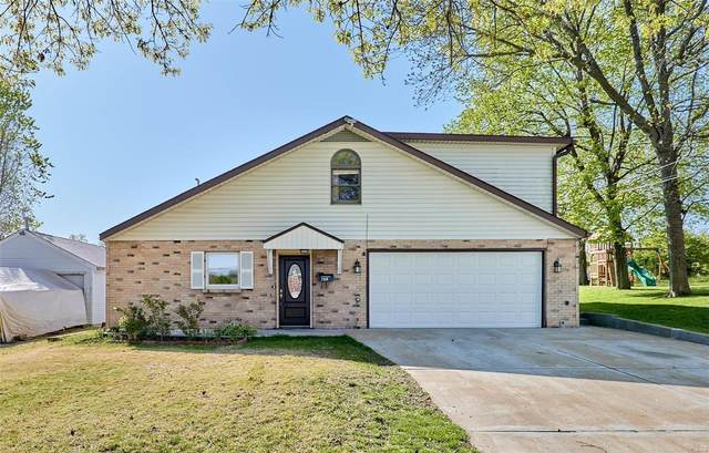 7910 Wolz Avenue, St Louis, MO 63123 (#21015075) :: Clarity Street Realty