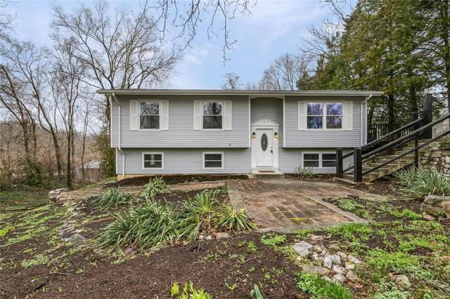 15565 Old Jamestown Road, Florissant, MO 63034 (#21015109) :: Clarity Street Realty