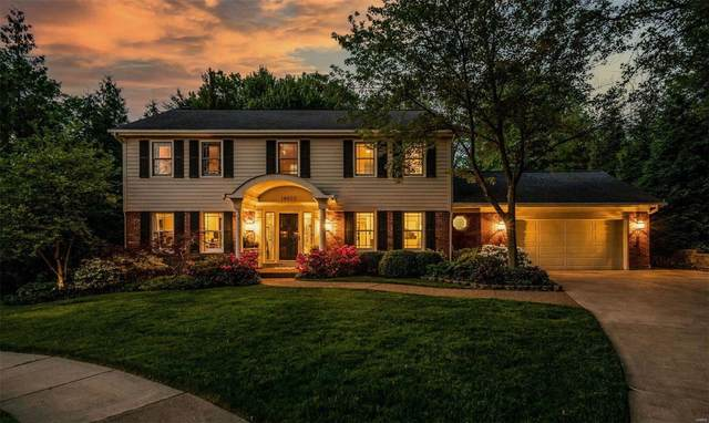 14603 Chermoore Drive, Chesterfield, MO 63017 (#21015161) :: Parson Realty Group