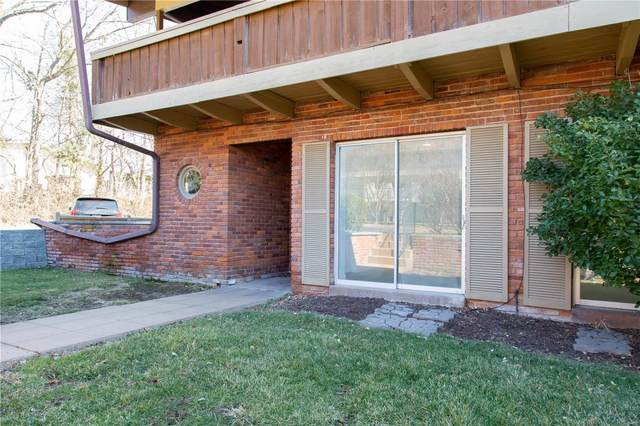 110 Coral Terr #1, Ballwin, MO 63011 (#21015310) :: St. Louis Finest Homes Realty Group