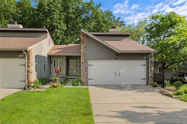 321 Villa Drive, Lake St Louis, MO 63367 (#21015401) :: Parson Realty Group