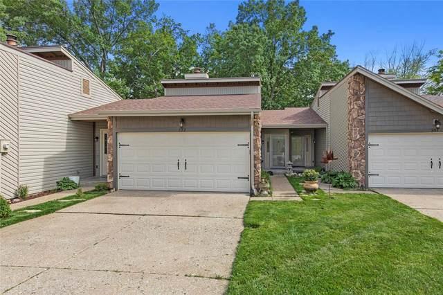 322 Villa Drive, Lake St Louis, MO 63367 (#21015406) :: Parson Realty Group
