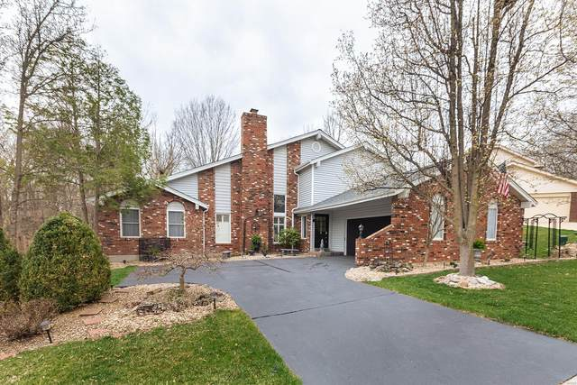 473 Whitree Lane, Chesterfield, MO 63017 (#21015493) :: Clarity Street Realty