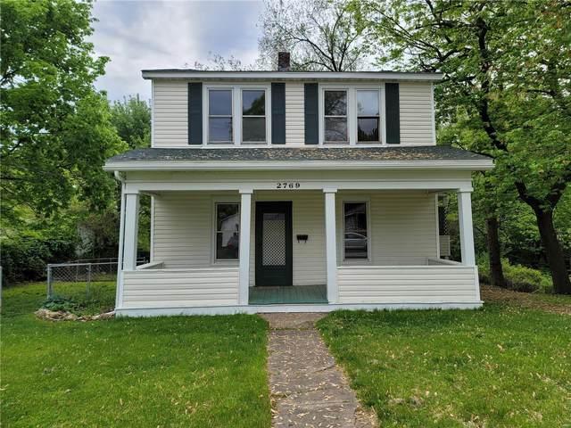 2769 Sanford Avenue, Alton, IL 62002 (#21015523) :: Parson Realty Group