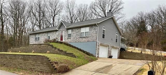 9621 W Vista, Hillsboro, MO 63050 (#21016141) :: Clarity Street Realty