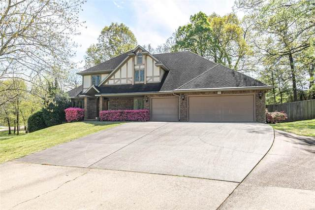 1531 Haven Hills Court, Poplar Bluff, MO 63901 (#21016146) :: Parson Realty Group