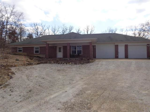 10300 County Road 5260, Rolla, MO 65401 (#21016595) :: Parson Realty Group