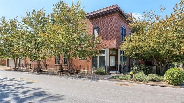 3800 Wyoming A, St Louis, MO 63116 (#21016640) :: Clarity Street Realty
