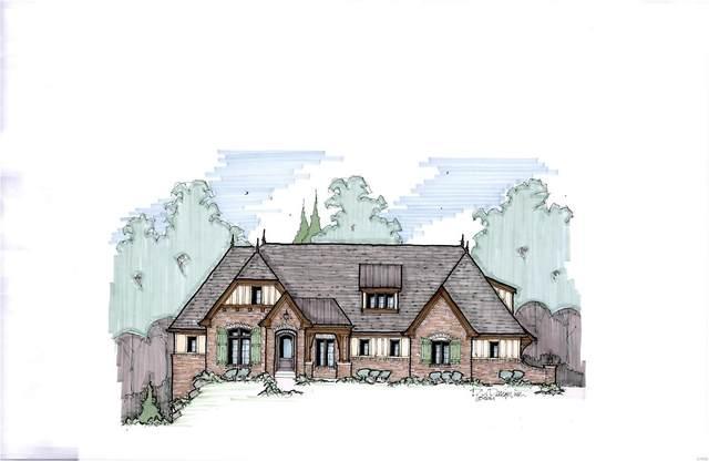 939 Lochmoor  Lot 4 Lane, High Ridge, MO 63049 (MLS #21016670) :: Century 21 Prestige
