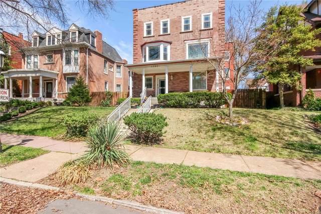 4363 Mcpherson Avenue, St Louis, MO 63108 (#21016823) :: RE/MAX Vision