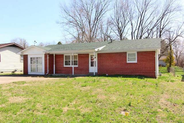 2416 Hilltop Lane, Cape Girardeau, MO 63701 (#21016919) :: Clarity Street Realty