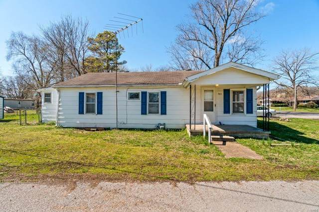 301 W State Street, Chaffee, MO 63740 (#21017112) :: Parson Realty Group