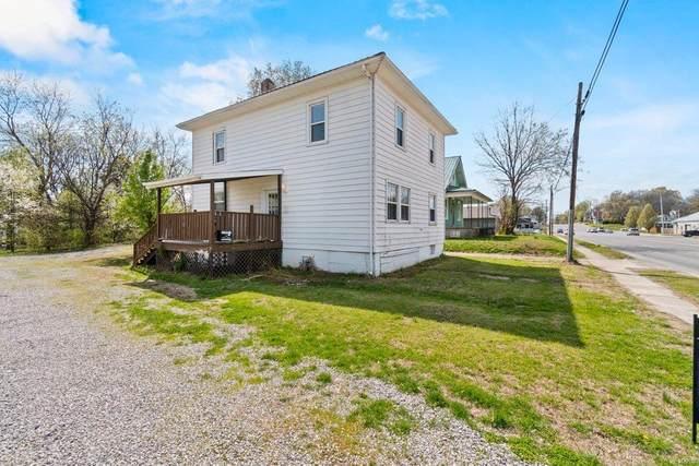 1209 William Street, Cape Girardeau, MO 63703 (#21017117) :: Jeremy Schneider Real Estate