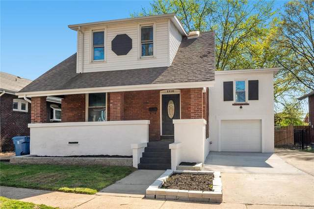 1116 Yale Avenue, Richmond Heights, MO 63117 (#21017129) :: Hartmann Realtors Inc.