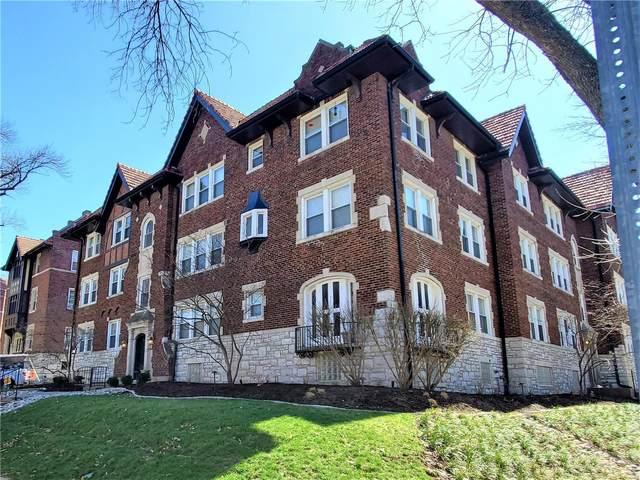 7570 Byron Place 1E, St Louis, MO 63105 (#21017530) :: Hartmann Realtors Inc.