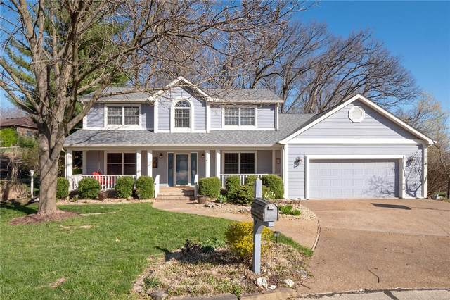 1027 Hickory Point, Collinsville, IL 62234 (#21017546) :: Clarity Street Realty