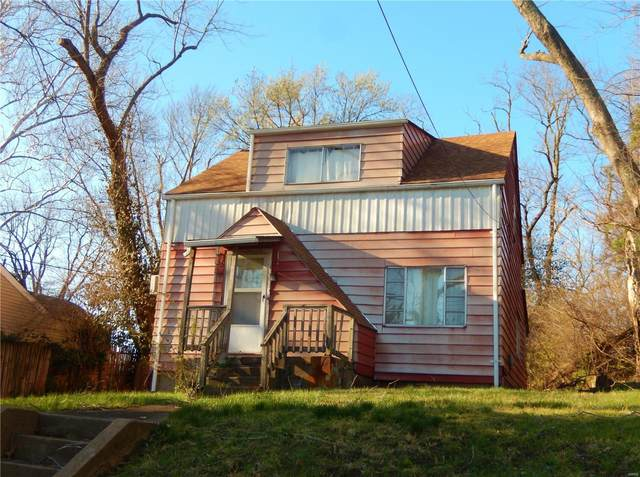 10643 Thorpe Avenue, St Louis, MO 63114 (#21017700) :: Clarity Street Realty