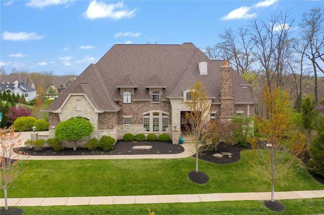 16822 Eagle Bluff Court, Chesterfield, MO 63005 (#21017778) :: Clarity Street Realty
