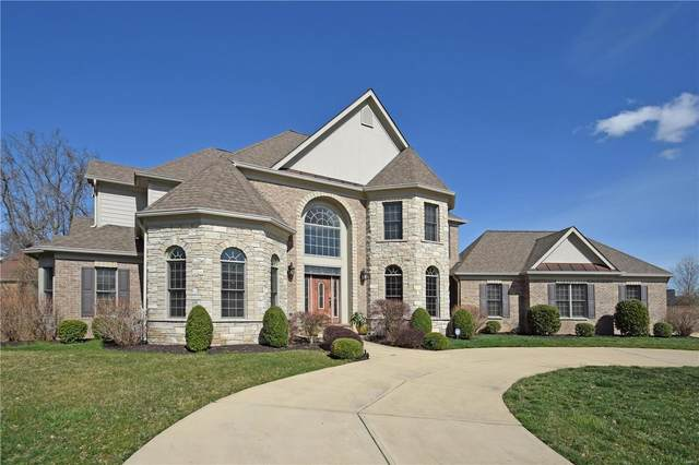 1017 Devonworth Manor Way, Chesterfield, MO 63017 (#21018248) :: Parson Realty Group