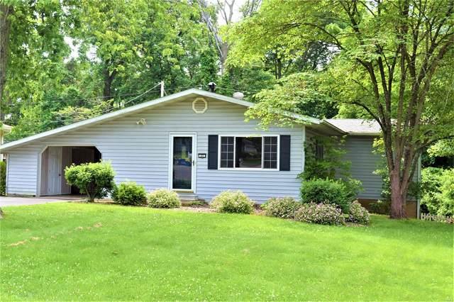 22 Twilight Drive, Belleville, IL 62226 (#21018309) :: Parson Realty Group
