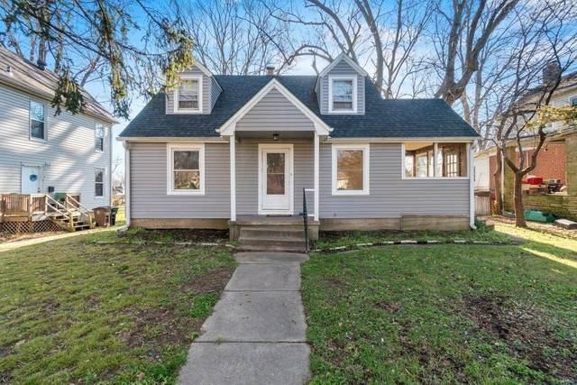 128 S Louisiana, Cape Girardeau, MO 63703 (#21018545) :: Jeremy Schneider Real Estate