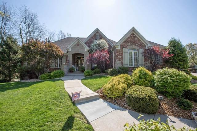 601 Legend Hill Court, Saint Charles, MO 63304 (#21018629) :: St. Louis Finest Homes Realty Group