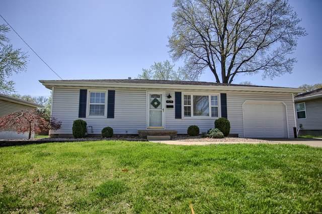 424 Montclaire Avenue, Edwardsville, IL 62025 (#21018742) :: Fusion Realty, LLC