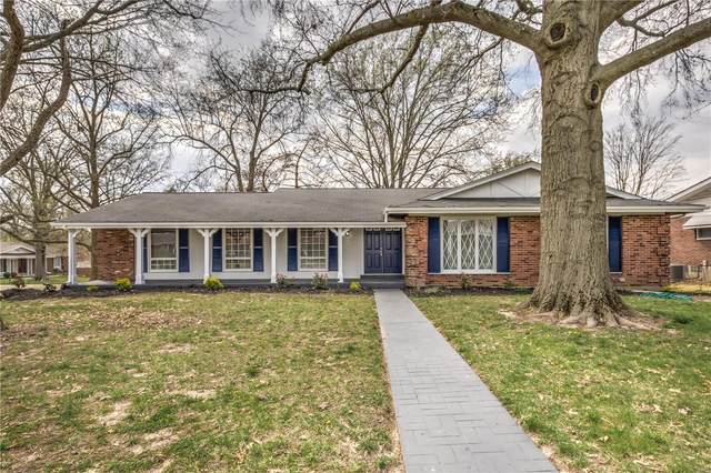 63 Club Grounds North Drive, Florissant, MO 63033 (#21018769) :: Clarity Street Realty