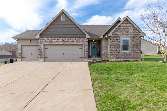 414 Pevely Heights Drive, Pevely, MO 63070 (#21018997) :: Parson Realty Group
